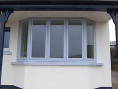 Double Glazed Hardwood Bay windows