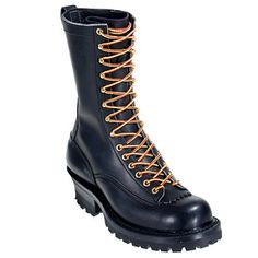 What could be more badass than Whites Boots: Mens New Smoke Jumper Work Boots… Fashion Boots, Mens Fashion, Fashion Edgy, Fashion Ideas, Fashion Design, Timberland Pro Boots, Logger Boots, Steel Toe Shoes, Mens Trends