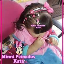 Image Result For Minni Peinados Kata Cabello En 2019 Baby Girl