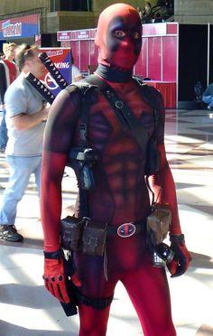 Amazing Deadpool -Male Version