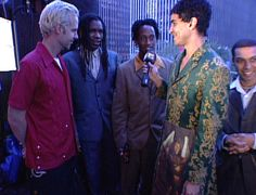 Pat Smear at the 1997 VMAS