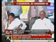 """Former UPA ally Trinanmool Congress today said West Bengal was """"thoroughly deprived"""" in the reshuffle of the Union council of ministers as none was made a cabinet minister and the three Congress leaders made ministers of state were there only to """"needle"""" TMC. The three Congress leaders from the state, all bitter critics of Mamata Banerjee, were picked up as ministers only to """"needle"""" TMC, Saugata Roy said and ruled out its impact on the party's political growth."""