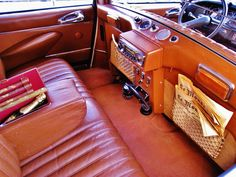 Jaguar – One Stop Classic Car News & Tips Citroen Ds, Limousine Interior, Best Car Interior, Ikea Stool, Pretty Cars, Best Luxury Cars, Best Classic Cars, Motor Car, Concept Cars