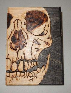 Risultati immagini per wood burn art
