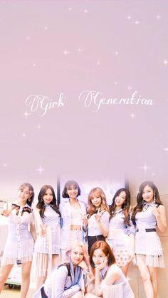Girls Generation 2017 IPhone Wallpaper