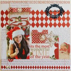 "TERESA COLLINS DESIGN TEAM: Santa's List by @Suzanne, with a ""z"", with a ""z""., with a ""z"". Sergi"