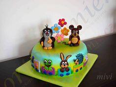 Výsledek obrázku pro dort krteček
