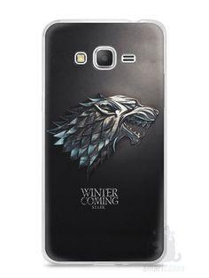 Capa Samsung Gran Prime Game Of Thrones Stark