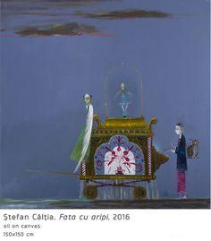 #43 Fata cu Aripi Stefan Caltia
