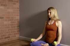 Learn Jill Miller's techniques now, for a better workout or less pain, tomorrow.