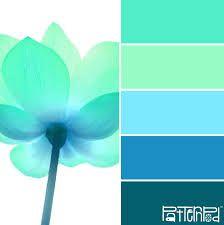 Resultado De Imagen Para Azul Y Verde Pastel Gama De Colores Azules Paleta De Color Verde Gama De Colores Verdes