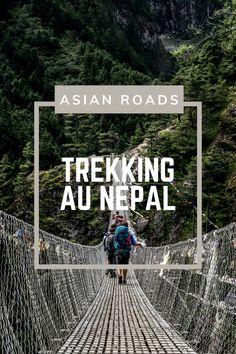 Toutes les informations pour le trekking au Népal ! Destinations, Nepal Trekking, Roads, Movie Posters, Movies, Road Routes, Films, Film Poster, Street