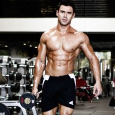 Whew, how hot is he?!