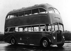 AEC, Leeds City Transport Bus, number 200