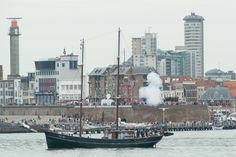 TX 51 #Sail de Ruyter Vlissingen 2013 #jandejongefotografie.nl