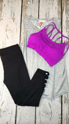 Super cute fun bundle for the gym #shopping #fashion #style #boutique #love #model #beautiful #girl #photooftheday #cute #instafashion #shoes #stylish #beauty #outfit #dress #me #pretty #styles #girls #eyes #hair #heels #shop #purse #fashionblogger #pink #ootd #jewelry #design #fitness #athletic #gym