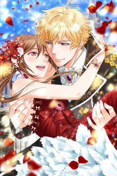 Shall We Date: Wizardess Heart + Character: Klaus Goldstein Anime Siblings, Anime Couples Manga, Cute Anime Couples, Hot Anime Guys, Anime Boys, Sailor Moon Background, Anime Cupples, The Ancient Magus Bride, Anime Love Couple