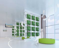 Amazing Fresh Grenn Wall For Interior Design Amazing Fresh Grenn Wall For Interior Design Cruxdiy Discover Worldwide Home Idea Sustainable Building Materials, Sustainable Living, Ed Design, Wall Design, Interior Walls, Interior Design, Green Environment, Moss Wall, Insulation Materials