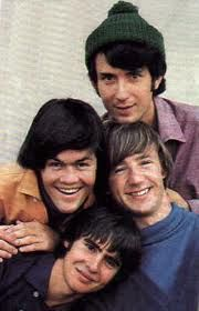 The Monkees.  They were a singing group that also had a tv show.
