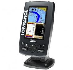 Lowrance CHIRP Color Combo Chartplotter and Fishfinder (No Transducer) Plus Northe America Navionics Plus Elite 4, Peak To Peak, Create Your Own Map, Fast Boats, Signal Processing, Fish Finder, Marine Boat, Gps Tracking