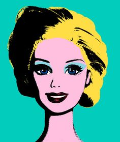 barbie - andy warhol