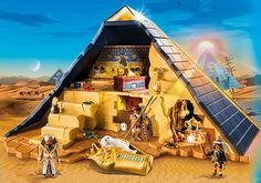 Pyramide des Pharao - 5386 - PLAYMOBIL® Deutschland