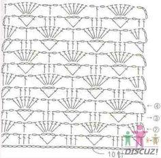 croche passo a passo para iniciantes mais croche intermediário ou avançado com receitas de croche, gráficos de croche e video-aulas de croche.