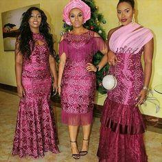 Fab Ladies #asoebi #asoebispecial #speciallovers #wedding #makeover #dope @scarlet @lizudo