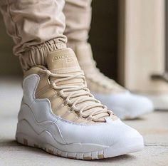 """Air Jordan 10 """"Linen"""""""