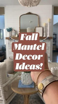 Fall Planters, Easy Entertaining, Boho Living Room, Fall Mantel Decorations, Mantles, Fall Home Decor, Fall Wreaths, Fall Trends, Fall Crafts