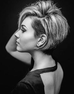 7 Valuable Cool Tricks: Messy Hairstyles With Glasses asymmetrical hairstyles natural.Funky Hairstyles For Teens asymmetrical hairstyles natural. Pixie Hairstyles, Short Hairstyles For Women, Bob Haircuts, Trendy Hairstyles, Hairstyle Short, Brunette Hairstyles, Fringe Hairstyles, Wedding Hairstyles, Hairstyle Ideas
