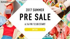 夏のプレセール開催!