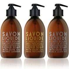 Compagnie de Provence - Version Originale, pumptvål | Savon Liquide, Liquid soap