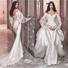 Pretty Wedding Dresses, Pretty Dresses, Bridal Dresses, Wedding Gowns, Prom Dresses, Beautiful Gowns, Marie, Fashion Dresses, Fantasy