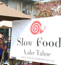 Slow Food Lake Tahoe - Home