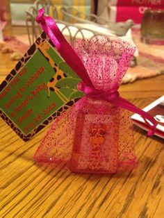 Animal Hand Sanitizer And Lotion Baby Shower Favor, These Are Put Together  And Ready For