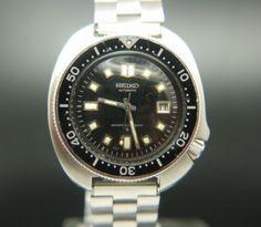 Vintage Seiko Divers Watch - £495  #vintagewatch #mensgifts #christmaspresent