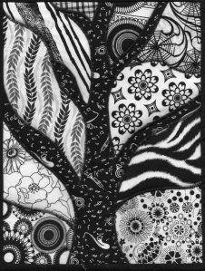 zentangle quilt