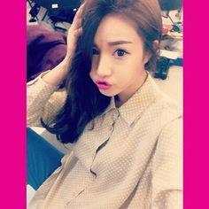 Park sora #ulzzang #fashion #model #korea