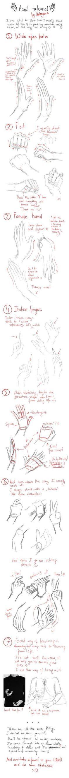 Die 103 Besten Bilder Von Hände Zeichnen Drawing Hands Drawing