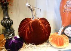 Cognac Pumpkin | English Ivy Gifts