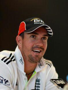 Kevin Pieterson of England Cricket team. www.cricvista.com
