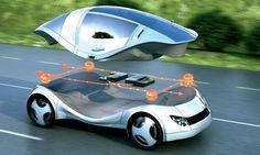 La voiture du futur sera propre, communicante, automatique et… partagée