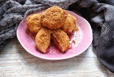 Sastojci: krumpir, šljive, smeđi nerafinirani šećer, brašno, krušne mrvice, malo ulja