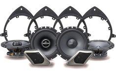 Alpine SPT-21GM 2-Way Speaker System for 2007-2013 GM Trucks