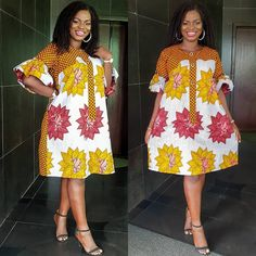 Latest Awsome Ankara Styles 2019 By Diyanu African Fashion Skirts, African Dresses For Kids, African Dresses For Women, African Print Dresses, African Print Fashion, African Attire, Couture, African Print Dress Designs, Ankara Gown Styles