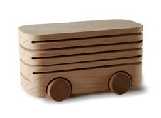 100% TobeUs: 100 Wooden Toy Cars by 100 Designers in style fashion home furnishings art  Category
