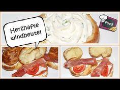 Windbeutel/Windbeutel Rezept/Brandteig/Herzhafte Windbeutel leicht selbe...
