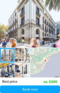 DO Placa Reial (Barcelona, Spain) – Book this hotel at the cheapest price on sefibo.