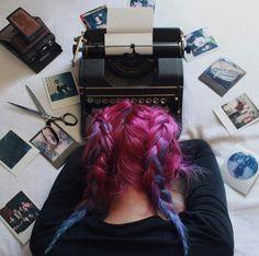 Imagem de hair and hipster